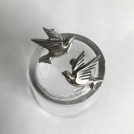 Original Accessories[BIRDS with little Diamond/silver]
