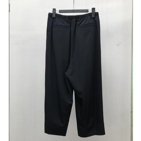 黒ギャバパンツ(high quality Gabardine / no.605)