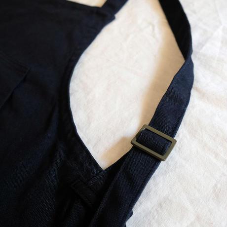 ワークエプロン(濃紺/3連ポケット)