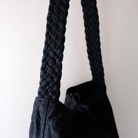編み手ショルダー/墨黒
