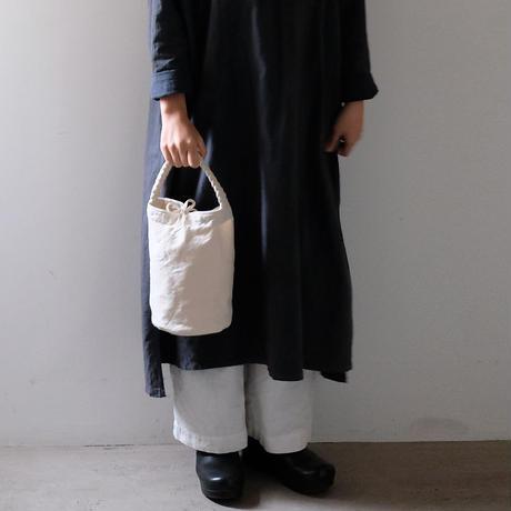 丸底編み手トート