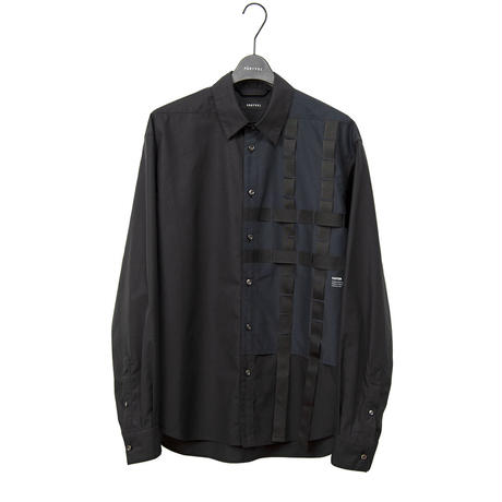 PERFORATIONS SHIRT (SOLAR RAY) [PV191-S01]