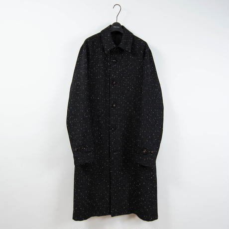 MAC COAT (REFLECTOR TWEED) [510101]