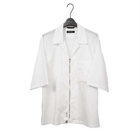 OPEN COLLAR SHIRT S/S [PV191-S06]