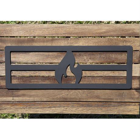 【ストアーズ限定プレゼント付】【Takibit】Fire Pit&Rooster&Griddle+トートバッグのフルセット