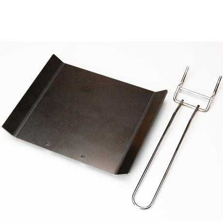 【ストアーズ限定プレゼント付】Griddle(鉄板)
