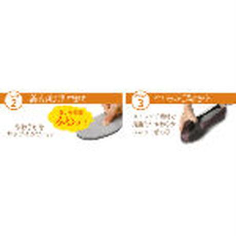 アサヒ快歩主義L159(3E)ブロンズ 女性用(KS23803)ハニカムクッションシリーズ