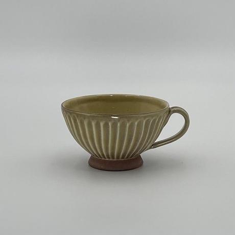 雅峰窯 しのぎカップ