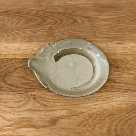 なすび皿(中)
