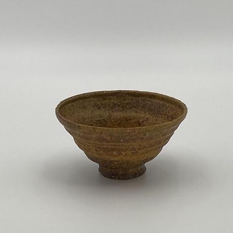 省三窯 伊羅保茶碗