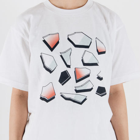 Fragment T-shirts (White)