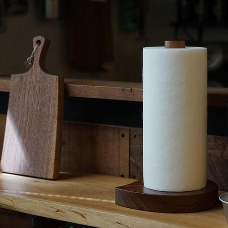 木製キッチンペーパーホルダー チェリー