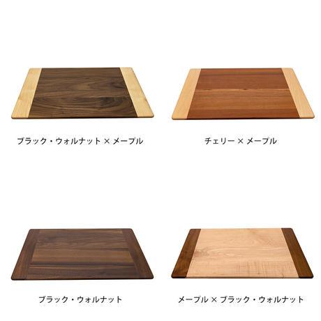 ランチョンマット〜Lサイズ〜 ブラックウォールナット