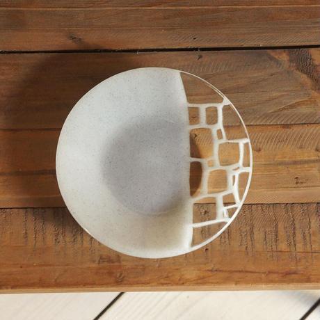 サブロウ 丸鉢中b 〜白ねず〜