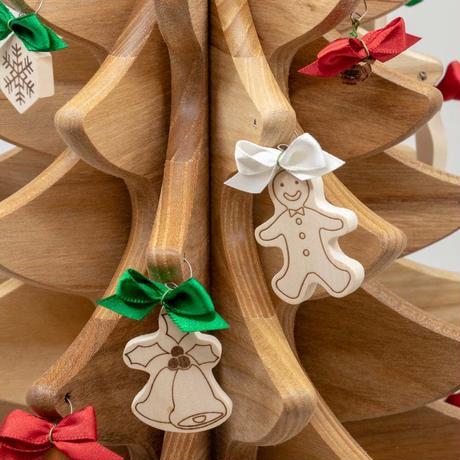 木製オルゴールツリー〜プチ〜 ナチュラル