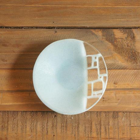 サブロウ 丸鉢小b 〜水色〜