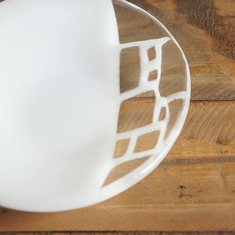 サブロウ 丸鉢小b 〜白〜