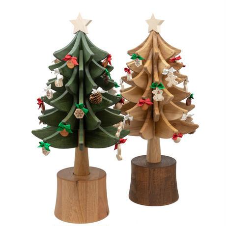 木製オルゴールツリー〜スタンダード〜 グリーン