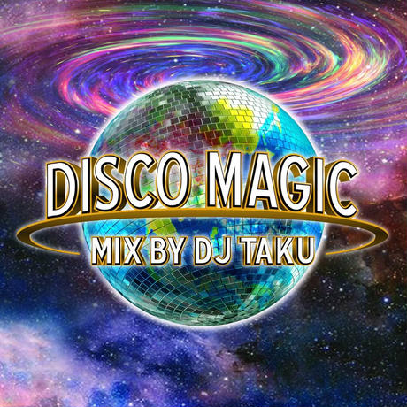 DJ TAKU-[DISCO MAGIC]