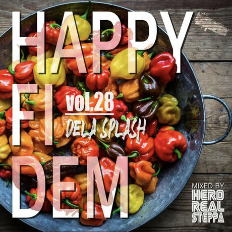 HUMAN CREST -【HAPPY FI DEM Vol.28  -DELA SPLASH-】
