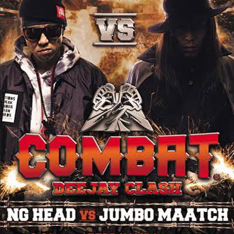 COMBAT DEEJAY CLASH - [NG HEAD vs JUMBO MAATCH]