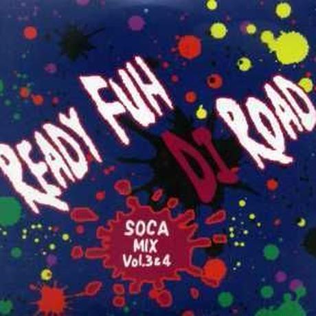 SKY GREEN-[READY FUH DI ROAD-Soca Mix Vol.3 & Vol.4 二枚組]