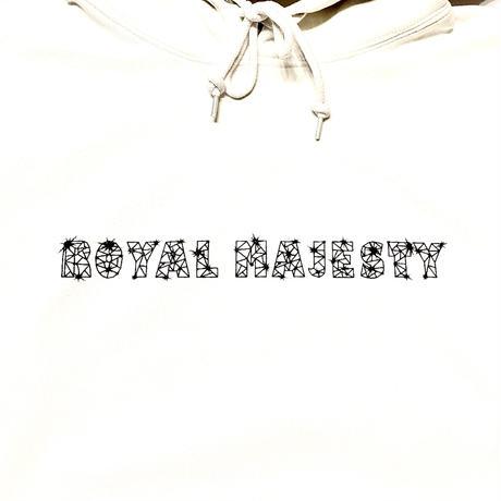 ROYAL MAJESTY -【ZODIAC パーカー/ホワイト】