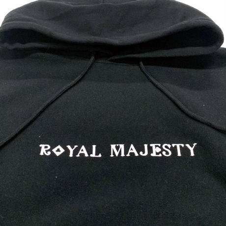 ROYAL MAJESTY - 【SMOKE KING TRUMP パーカー】