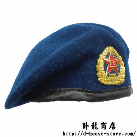 中国人民解放軍07式ベレー帽 空軍