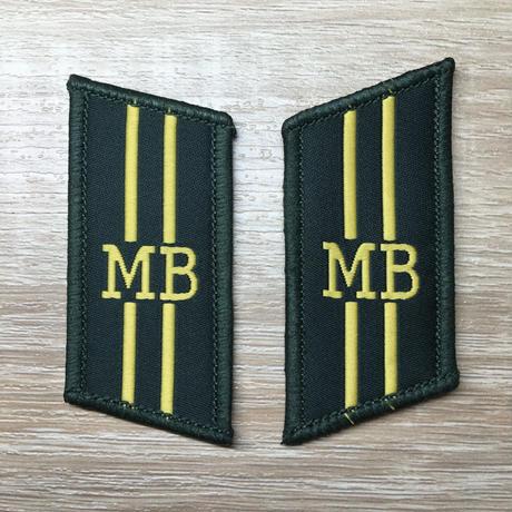 中国人民武装 民兵07式襟章