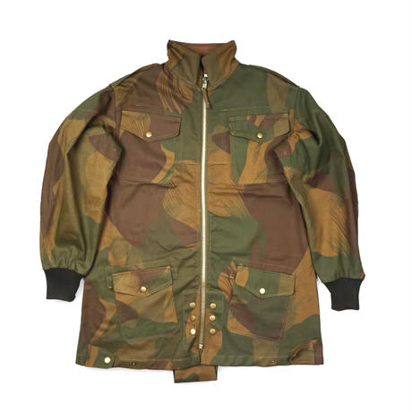 【英国・WW2】イギリス軍 空挺部隊スモック(デニソン・スモック後期型)迷彩服 コート 上着 ジャケット 高品質複製品