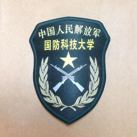 【国防科技大学】中国人民解放軍 07式部隊章
