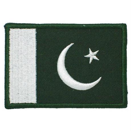 パキスタン 国旗ワッペン