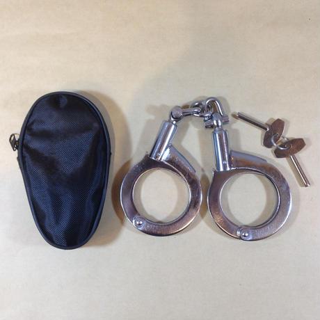 中国人民公安警察手錠 ハンドカフ
