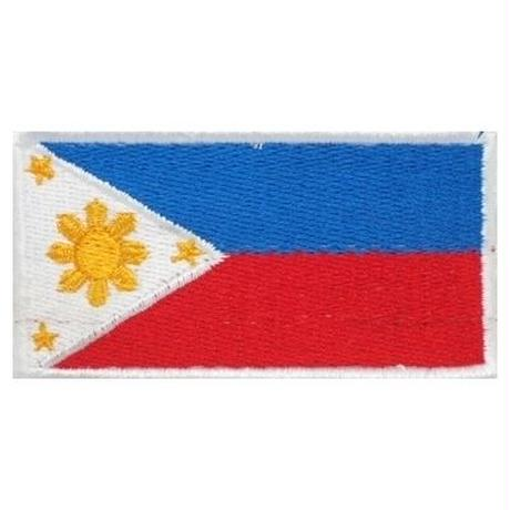 フィリピン 国旗ワッペン