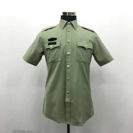 中国人民解放軍 07式陸軍 軍官用夏制服 半袖シャツ単品