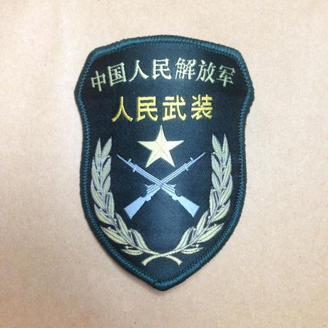 【人民武装】中国人民解放軍 07式部隊章