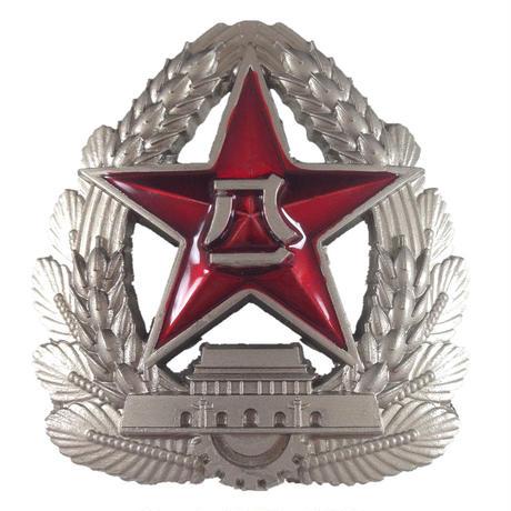中国人民解放軍07式制帽用帽章 予備役部隊用