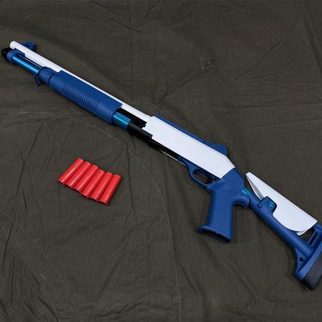 【1014】ソフト弾・単発式ポンプアクションショットガン