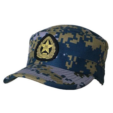 中国人民解放軍 07式 海洋迷彩 帽子