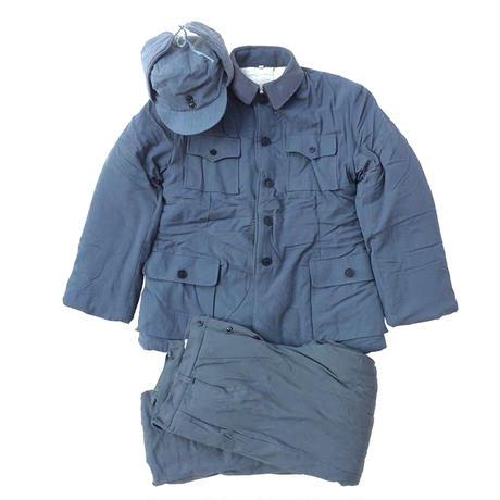 【WW2】中国八路軍冬軍服セット 帽子付き