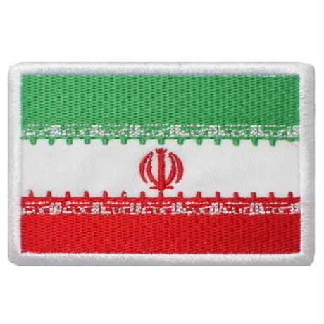 イラン 国旗ワッペン