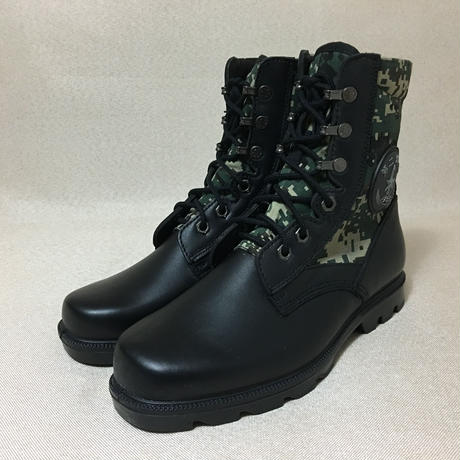 【実物】中国人民解放軍 第二砲兵 ブーツ