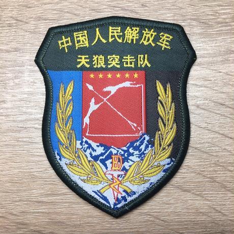 中国人民解放軍 天狼突撃隊 部隊章