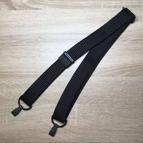 【黒】95式&97式自動歩銃用スリング (実物メーカー製)