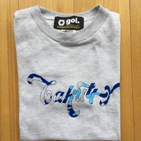 gol.×タクティ Tシャツ