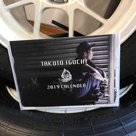 タクティ2019オリジナルカレンダー