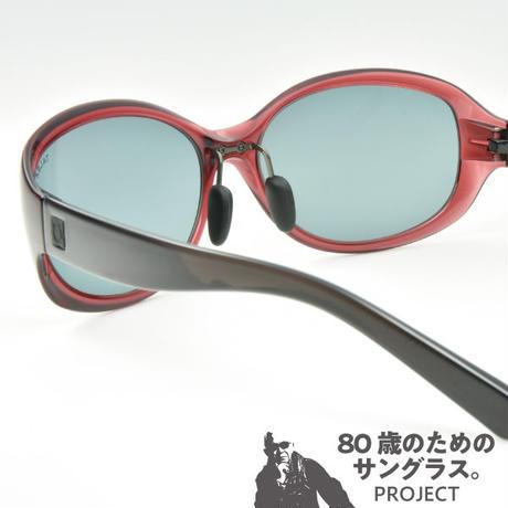 OZNIS FLAT02 特別モデル 「80歳のサングラス。」