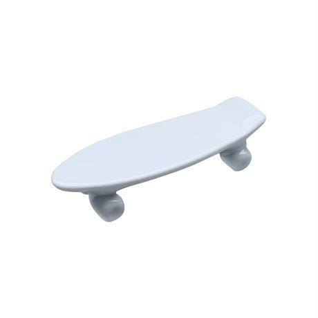 skate board chopstick rest (blue)