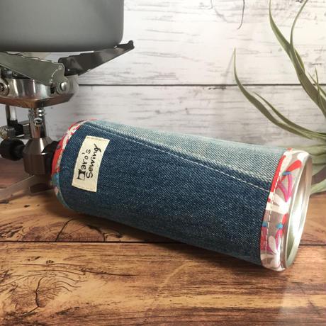 リバーシブルCB缶カバー